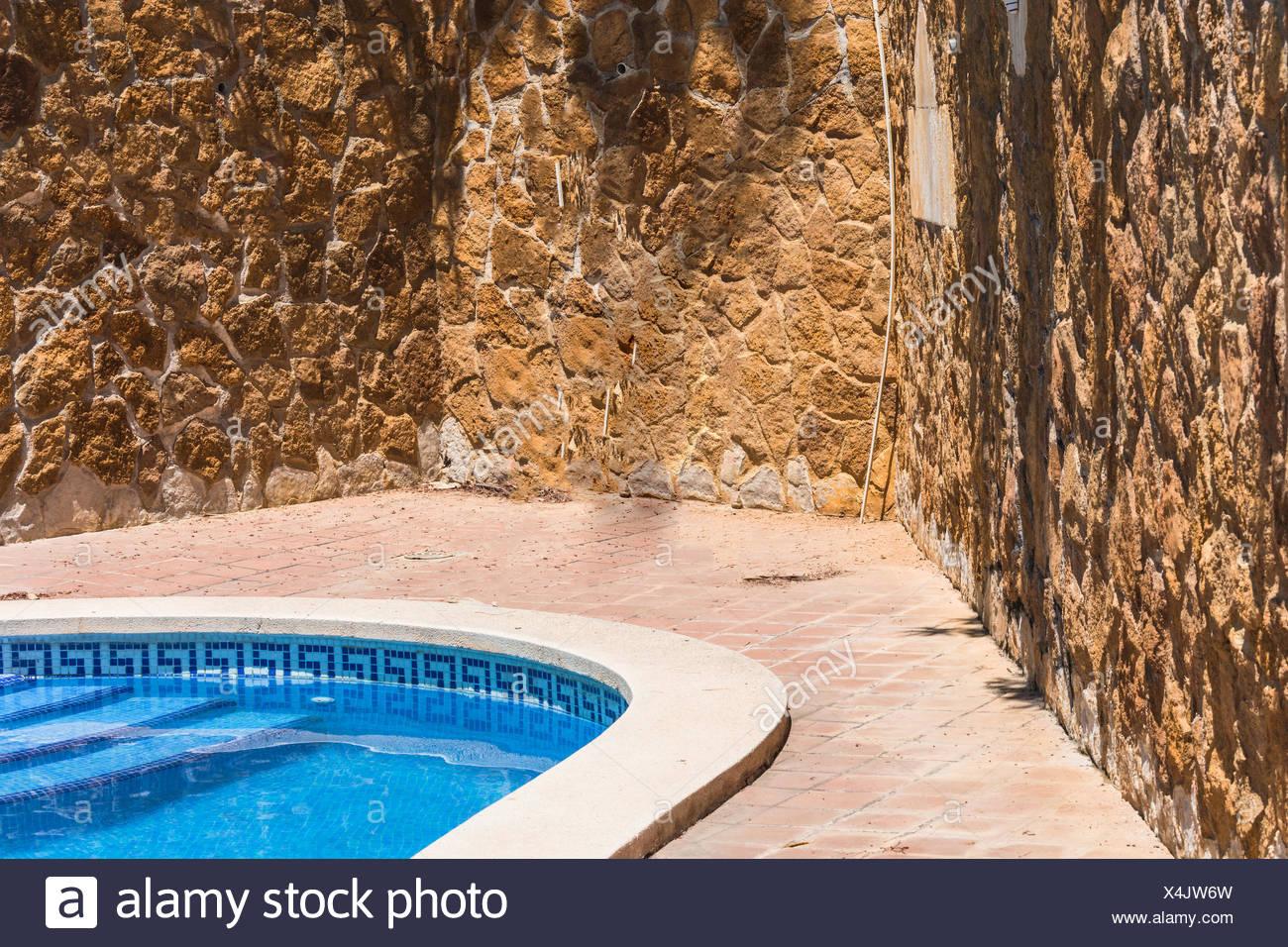 Mediterrane Mauer Fabulous Mediterrane Mauer Bilder Und
