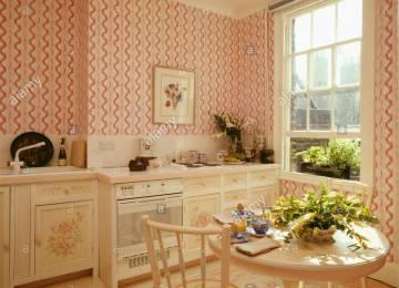 Tapete Esszimmer Küche | Tapeten Für Moderne Küche 25 X 25 Cm ...