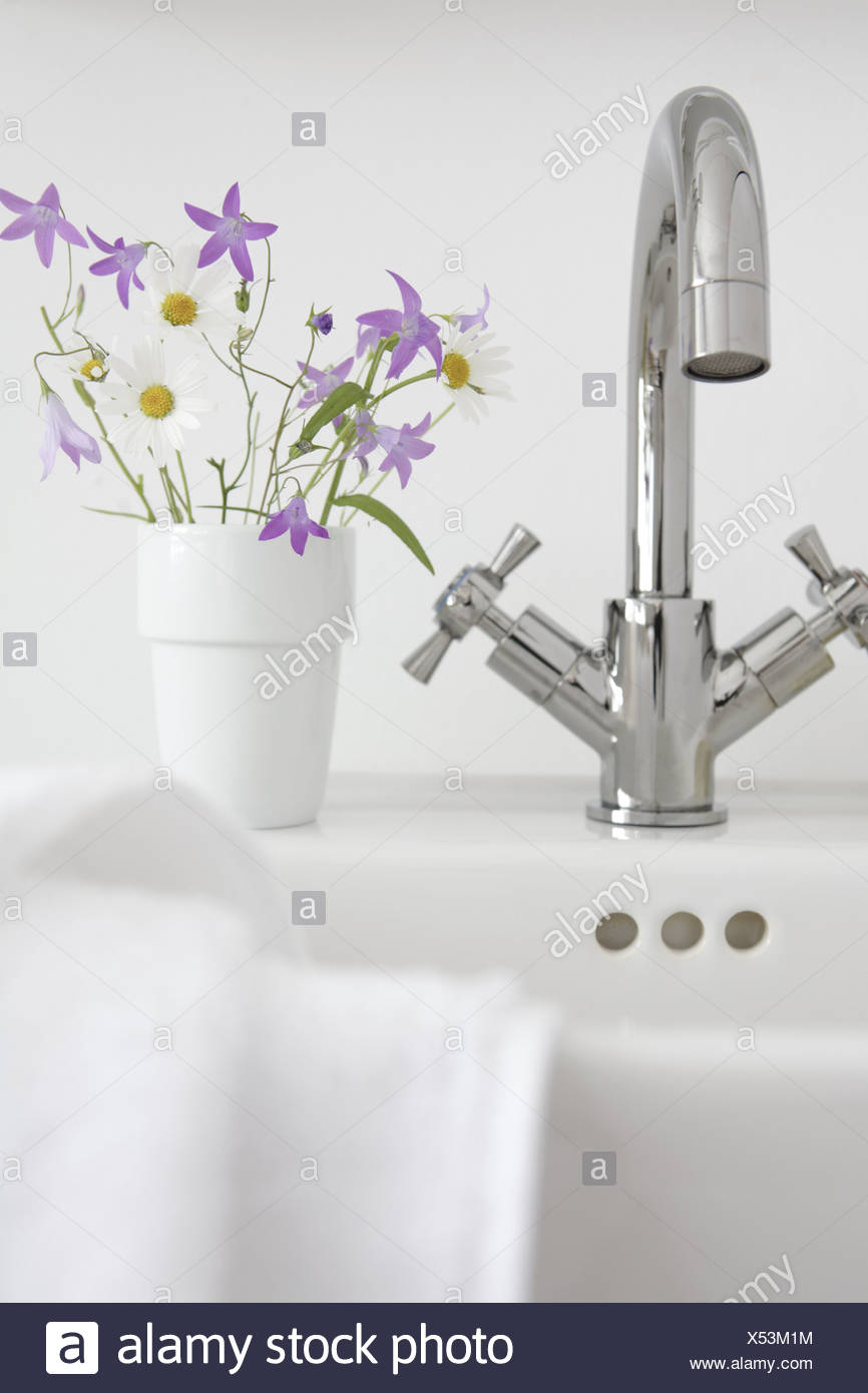 Waschbecken Wasserhahn Wasserhahn Von Grohe With Waschbecken Wasserhahn Fabulous Messing