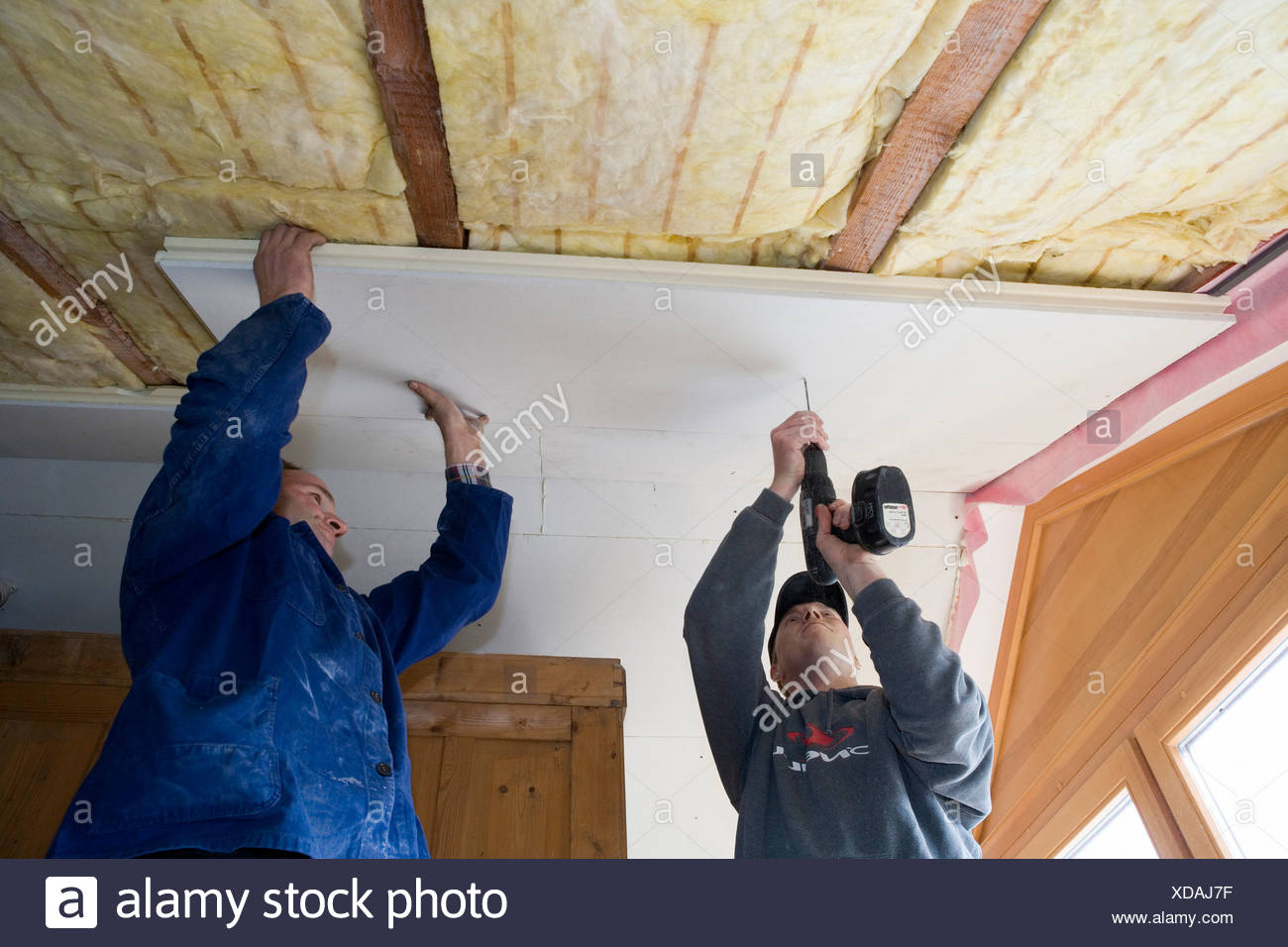 Interior Insulation Stockfotos & Interior Insulation Bilder - Alamy