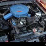 Motor Ford Mustang V8 Fotos E Imagenes De Stock Alamy