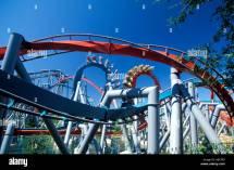 Harry Potter World Roller Coaster