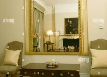 Espejo Comedor Antiguo | Antiguedades Muebles De Salon Antiguo Con ...