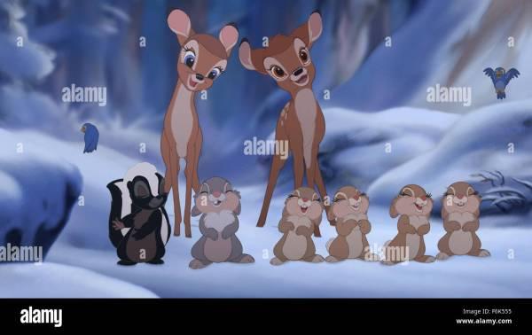 Fecha De Publicaci 7 Febrero 2006. Ttulo La Pelcula Bambi Ii. Estudio Walt