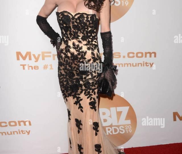 Los Angeles Ca Ee Uu  Jessica Jaymes En El 2019 Xbiz Awards En