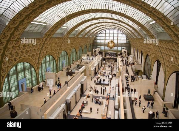 Mus 'orsay Orsay Art De L'intrieur