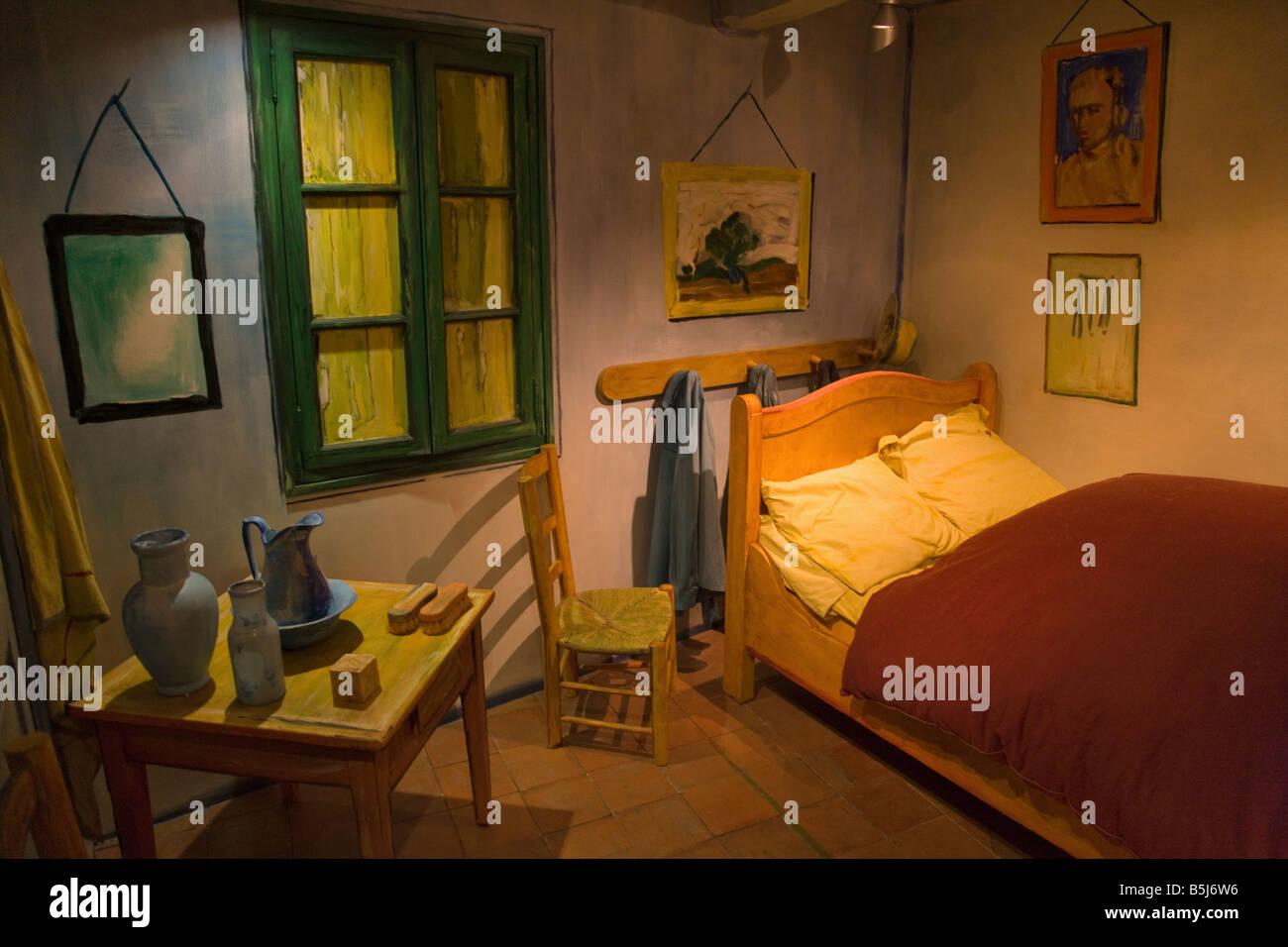 Stunning La Chambre Jaune A Arles Van Gogh Photos House Design