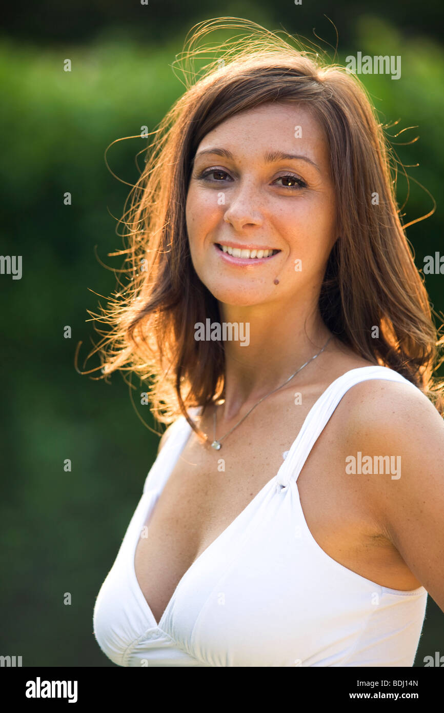 Photo De Femme Mature : photo, femme, mature, Belle, Femme, Mature, Retard, Photo, Stock, Alamy