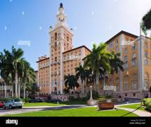 Le Biltmore Hotel Coral Gables Miami Floride Usa