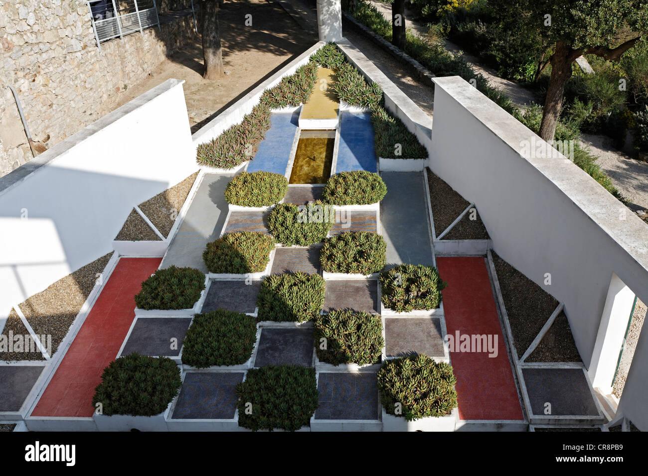 Villa Noailles Jardin Cubiste
