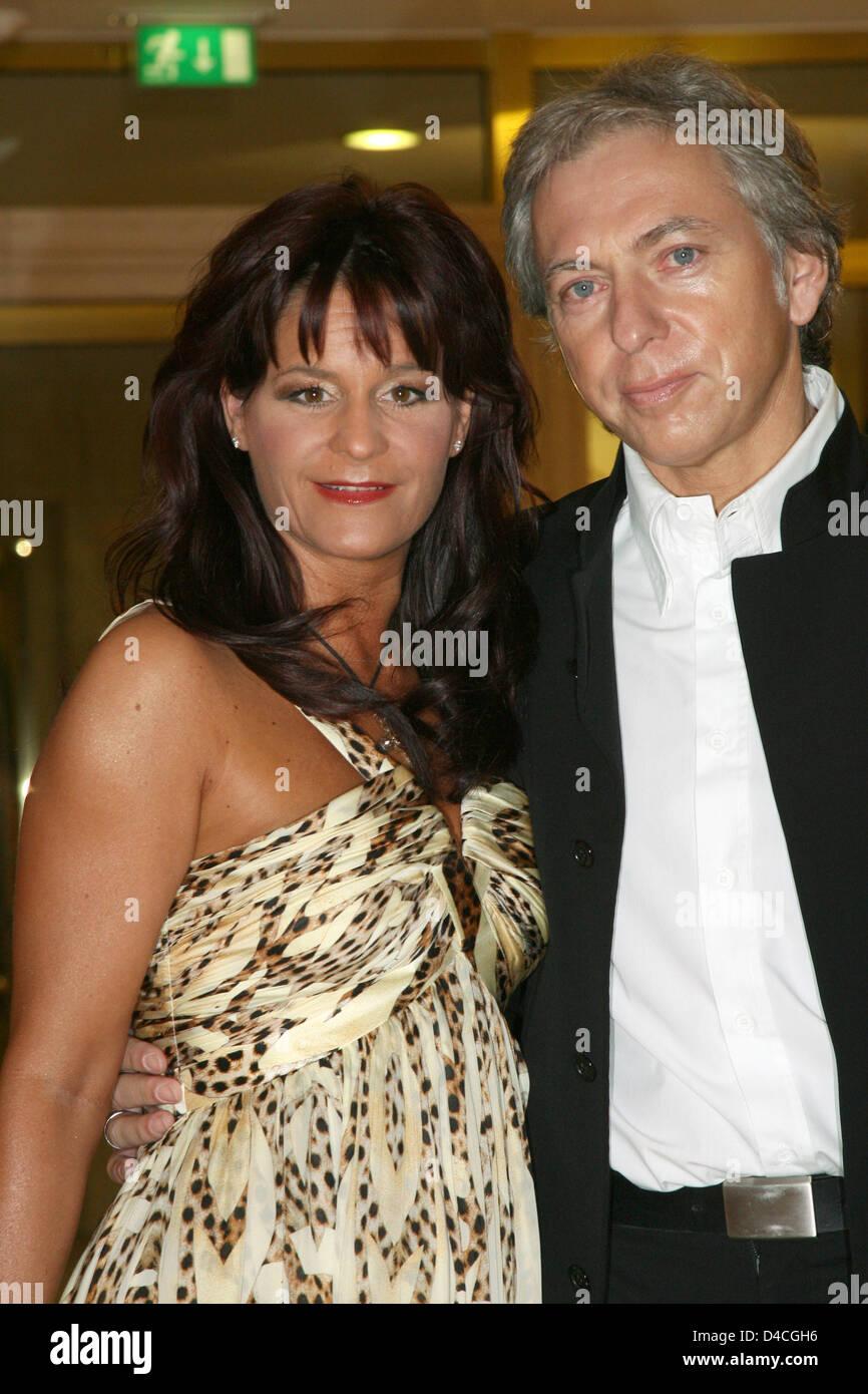 Andrea Berg Et Sa Famille : andrea, famille, Ferber, Banque, D'image, Photos, Alamy