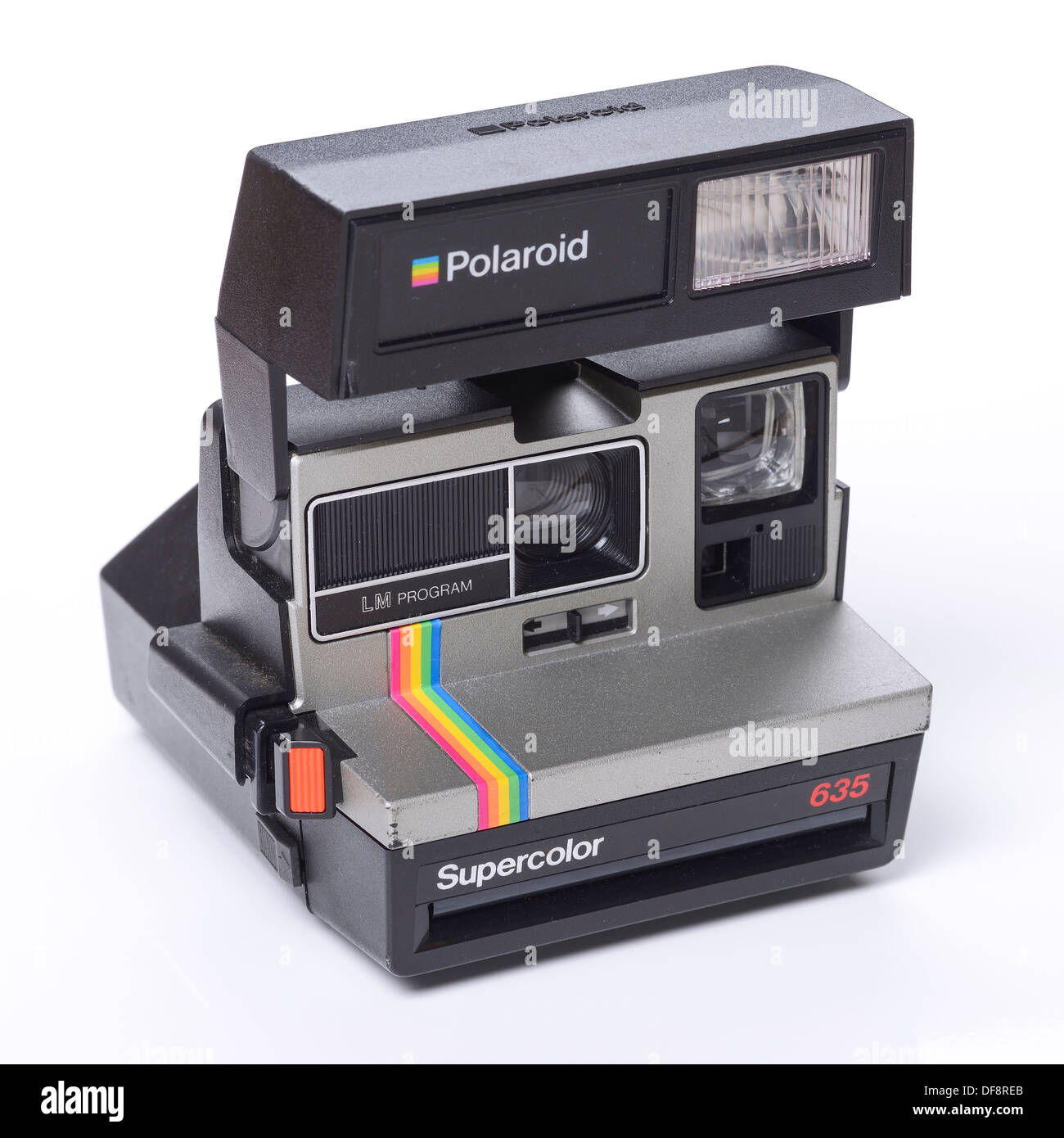 https www alamyimages fr ancienne retro vintage appareil photo instantane polaroid supercolor image61044995 html