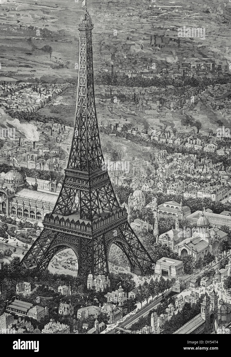 https www alamyimages fr la france paris gravure 19eme siecle image68340388 html