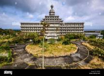 Japan's Abandoned Tropical Islands Resort