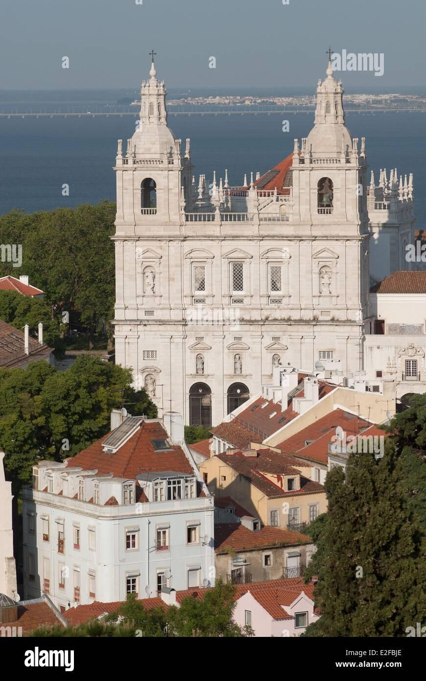 Monastère De Saint-vincent De Fora : monastère, saint-vincent, Monastère, Vincent, Banque, D'image, Photos, Alamy