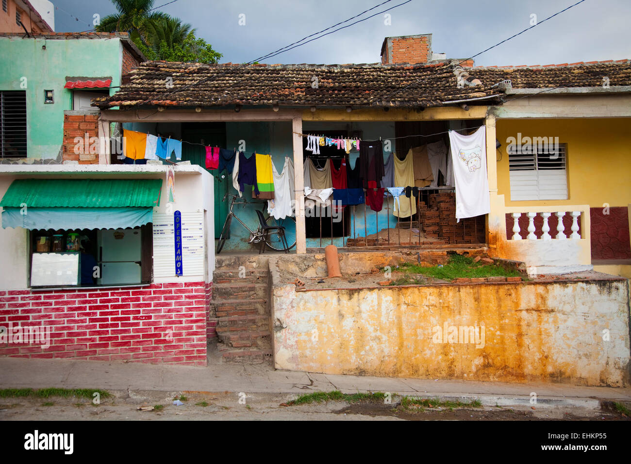 Cuban Housing Photos  Cuban Housing Images  Alamy