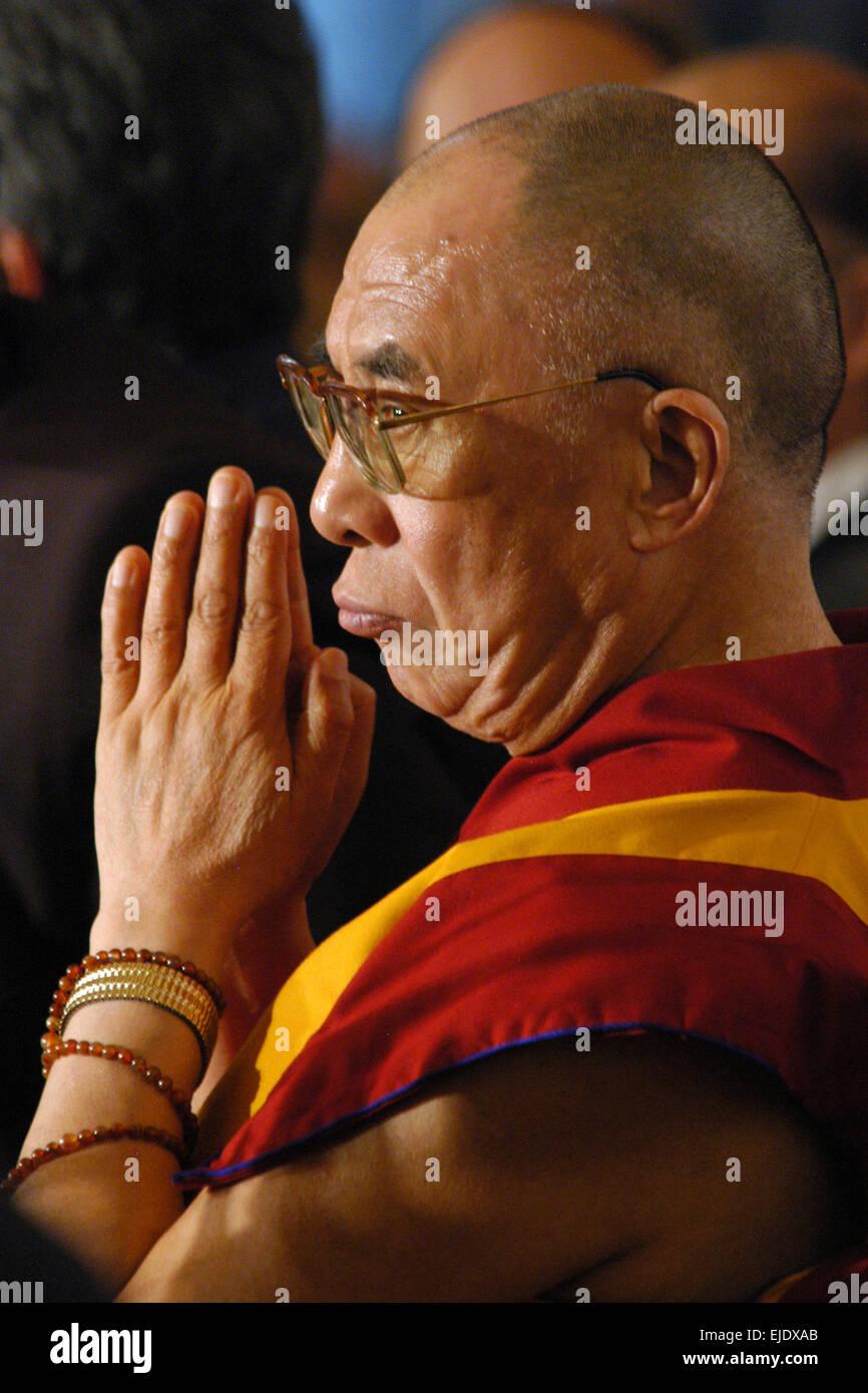 Haut Chef Spirituel Du Tibet : spirituel, tibet, Leader, Spirituel, Banque, D'image, Photos, Alamy