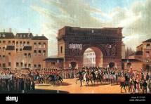 Alexander Enters Paris I