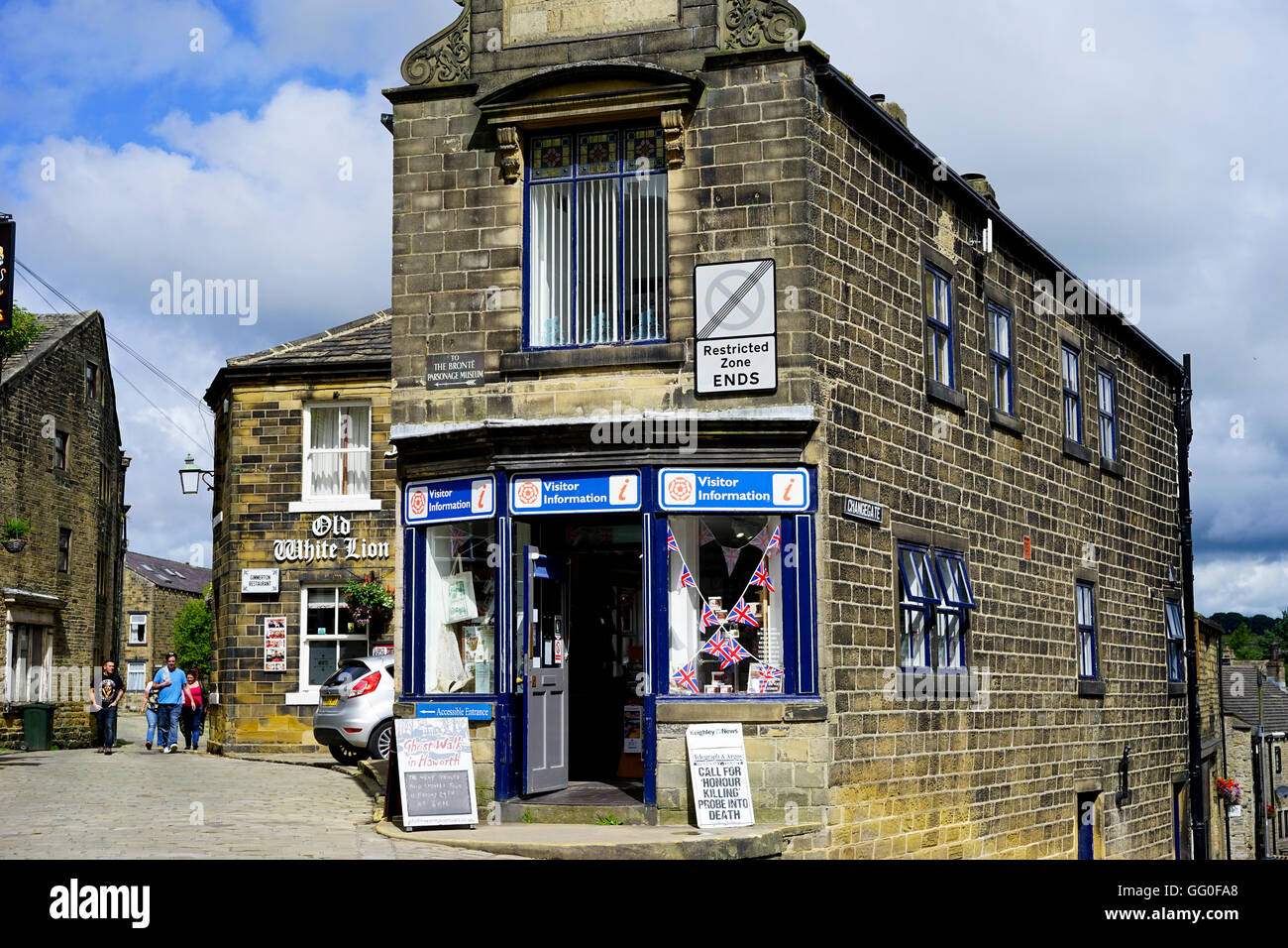 office du tourisme a keighley west yorkshire angleterre royaume uni