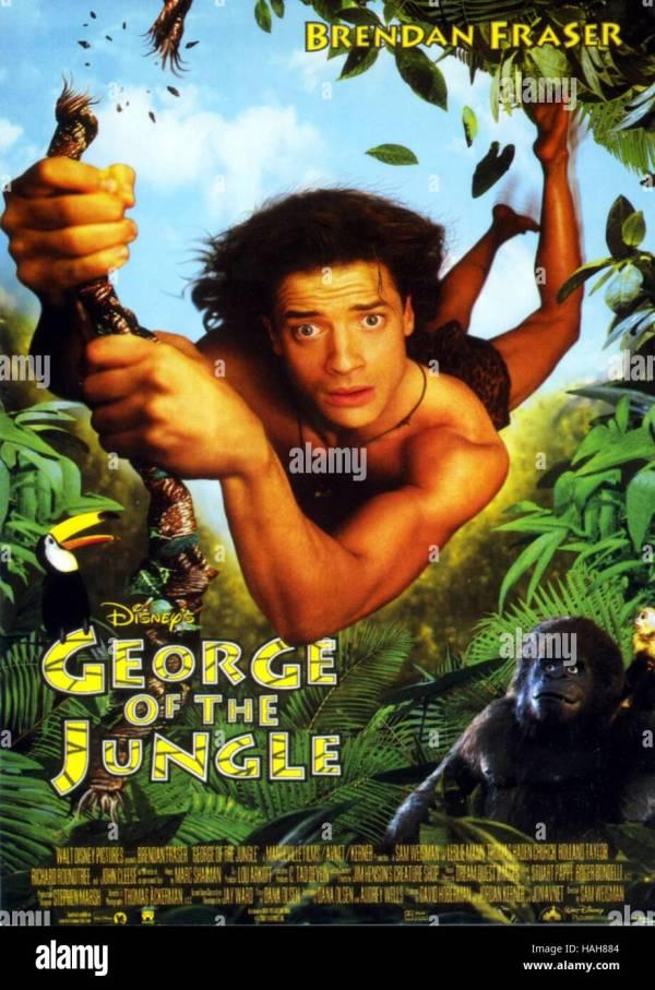 George of the Jungle 1997 Movie