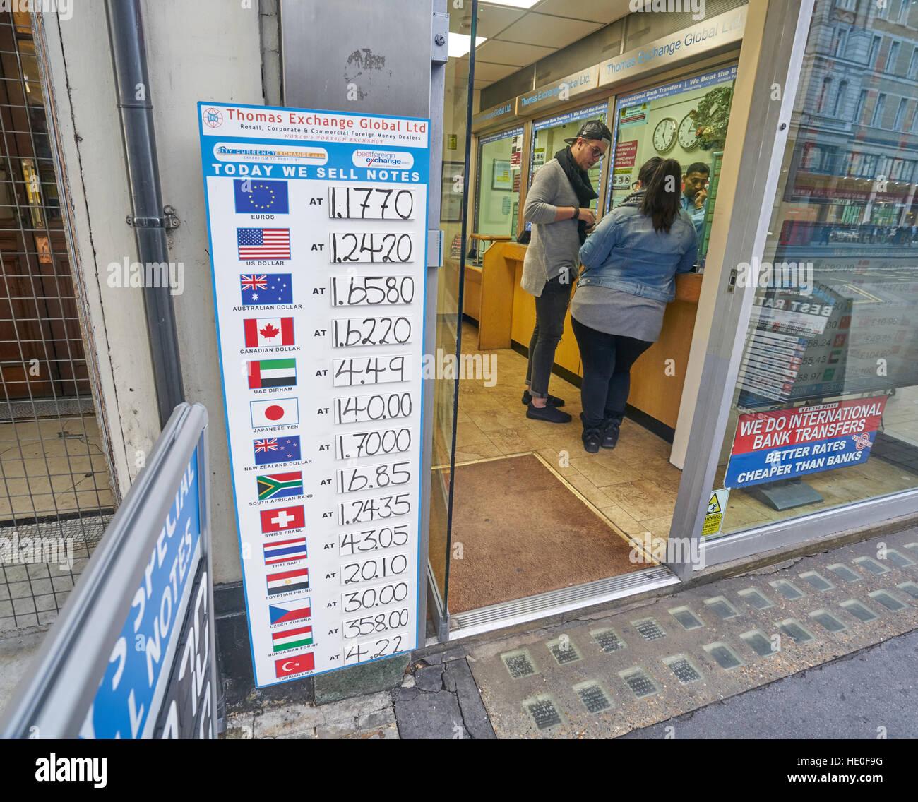 l argent etranger change londres change de devises etrangeres bureau de change