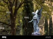 Angel Statue & - Alamy