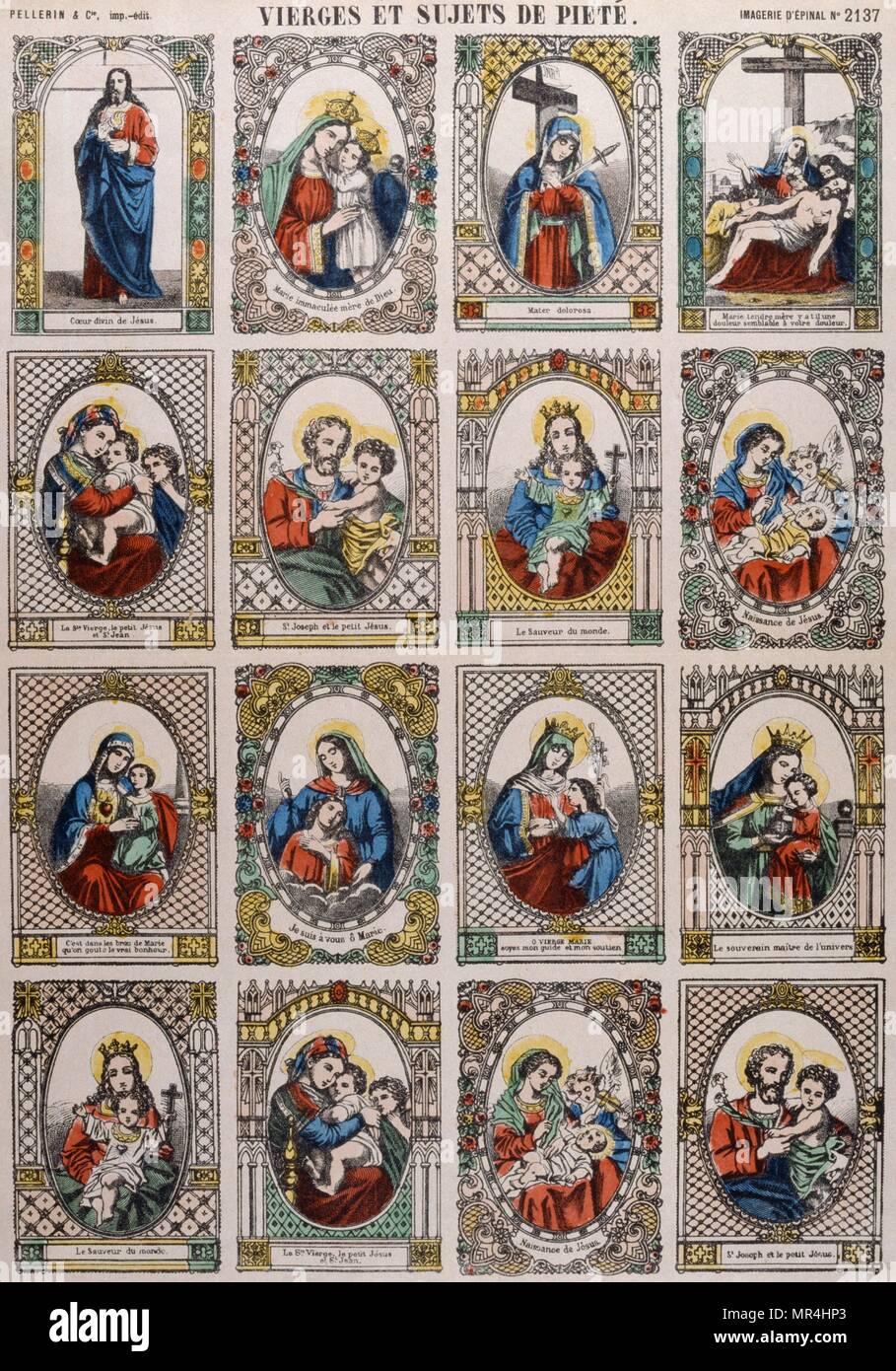 La Vie De La Vierge Marie : vierge, marie, Vierge, Marie, Banque, D'image, Photos, Alamy
