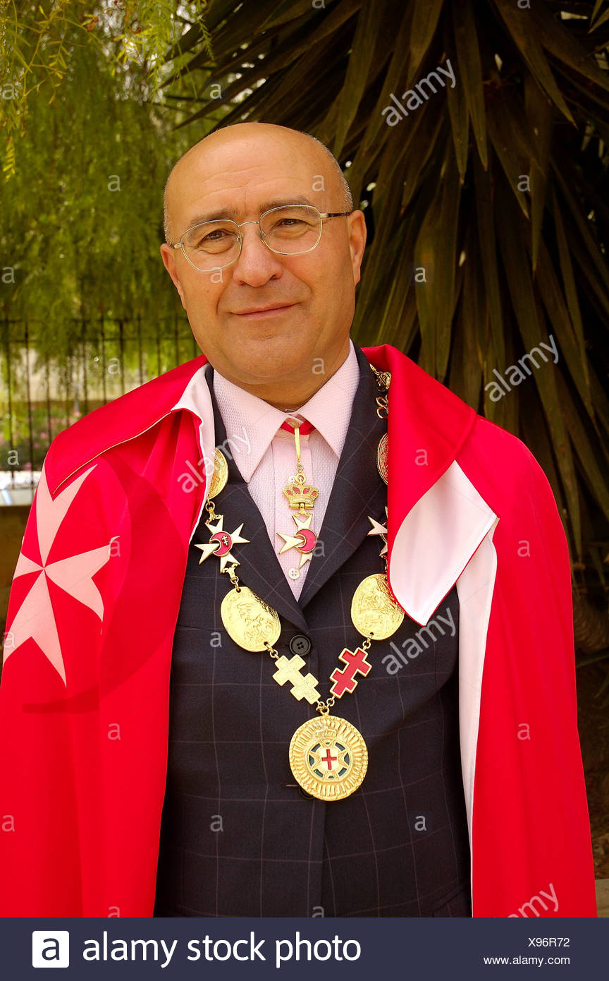 Devenir Chevalier De L Ordre De Malte : devenir, chevalier, ordre, malte, Membre, Chevalier, L'Ordre, Malte, Vallette, Europe, Photo, Stock, Alamy