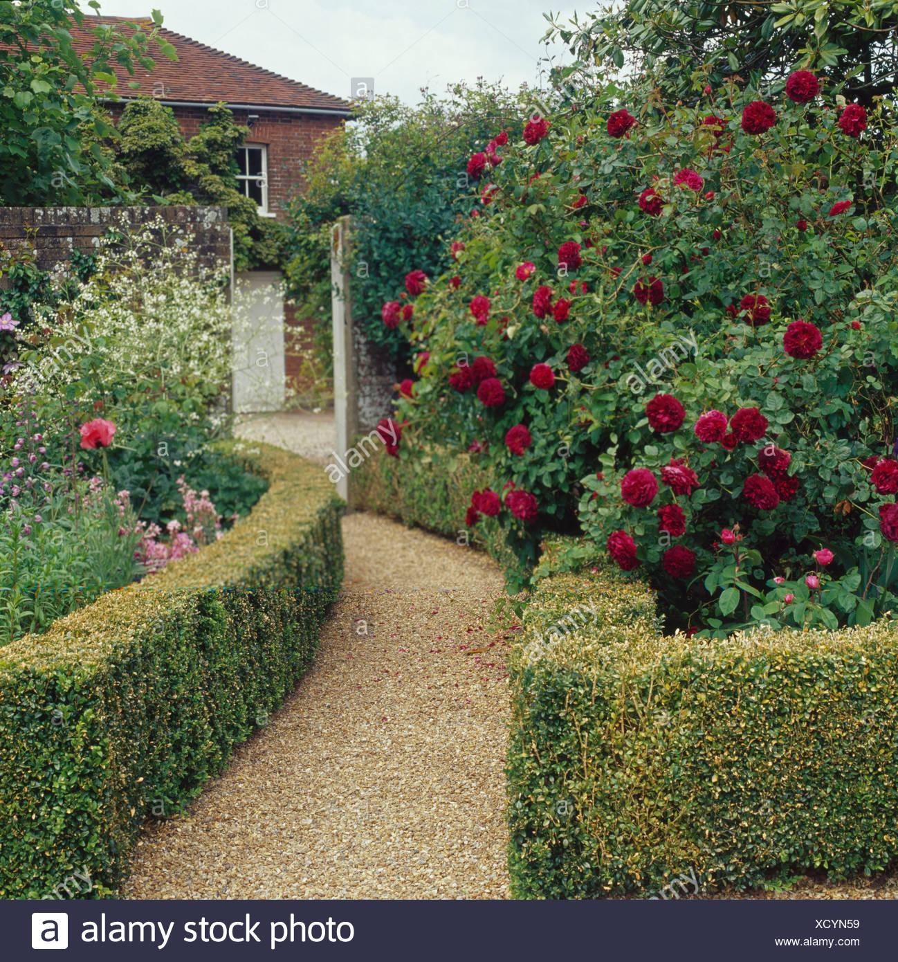 Gravier Bordure Jardin | Comment Poser Bordure Métallique Acier ...