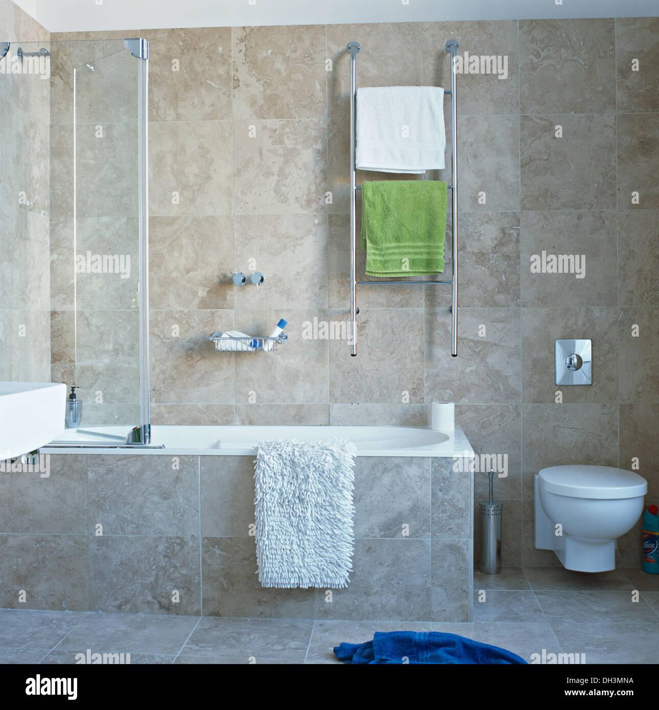 Bagno bianco grigio e legno bagno grigio with bagni grigi