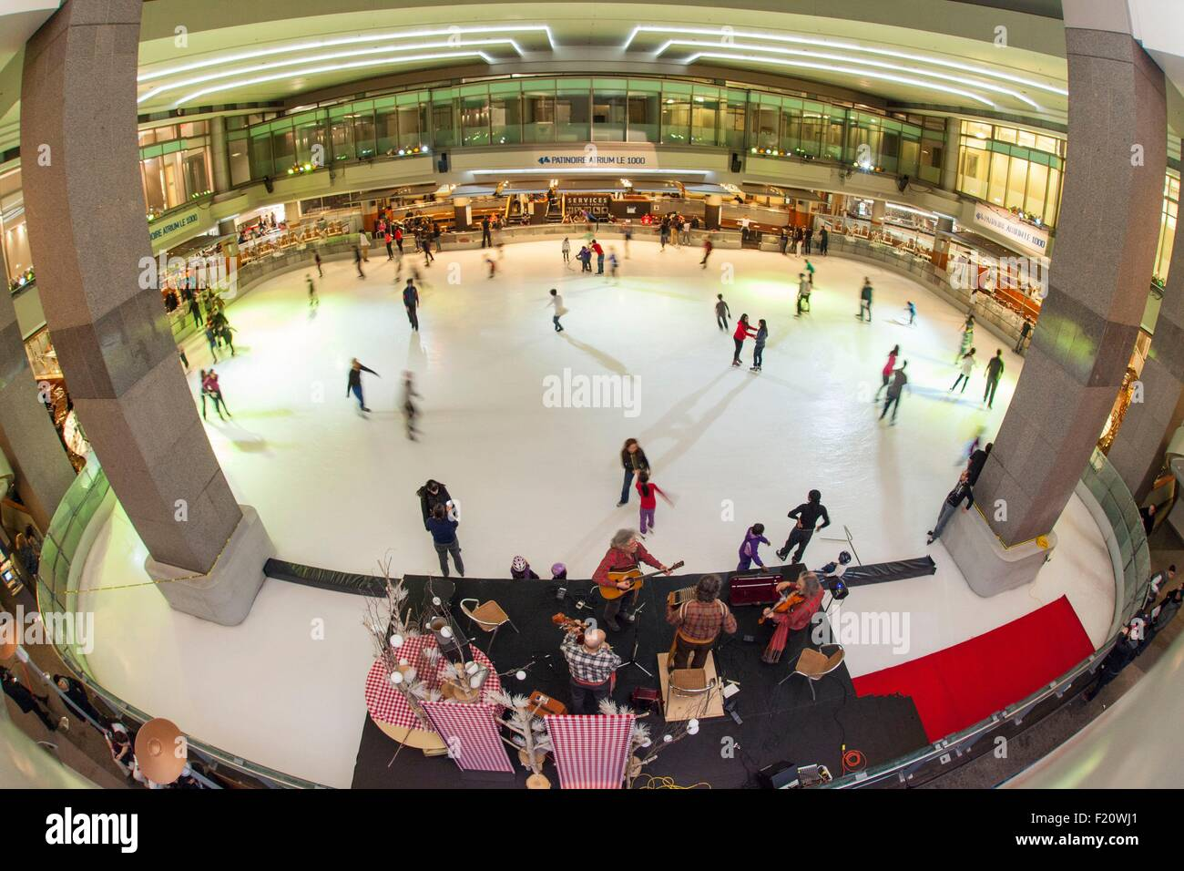 Indoor Skating Rink Immagini  Indoor Skating Rink Fotos Stock  Alamy