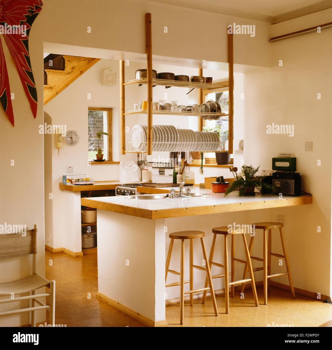 Sgabelli in legno per cucina sgabelli per cucina sgabello babila