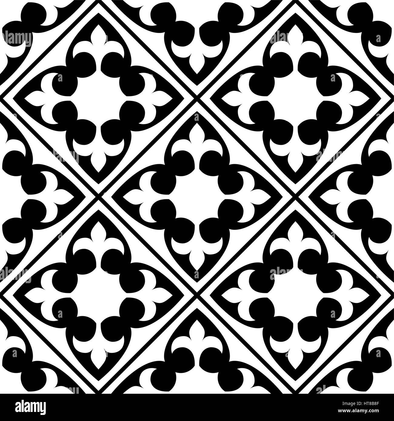 Ceramic Tile Vector Vectors Immagini  Ceramic Tile Vector Vectors Fotos Stock  Alamy