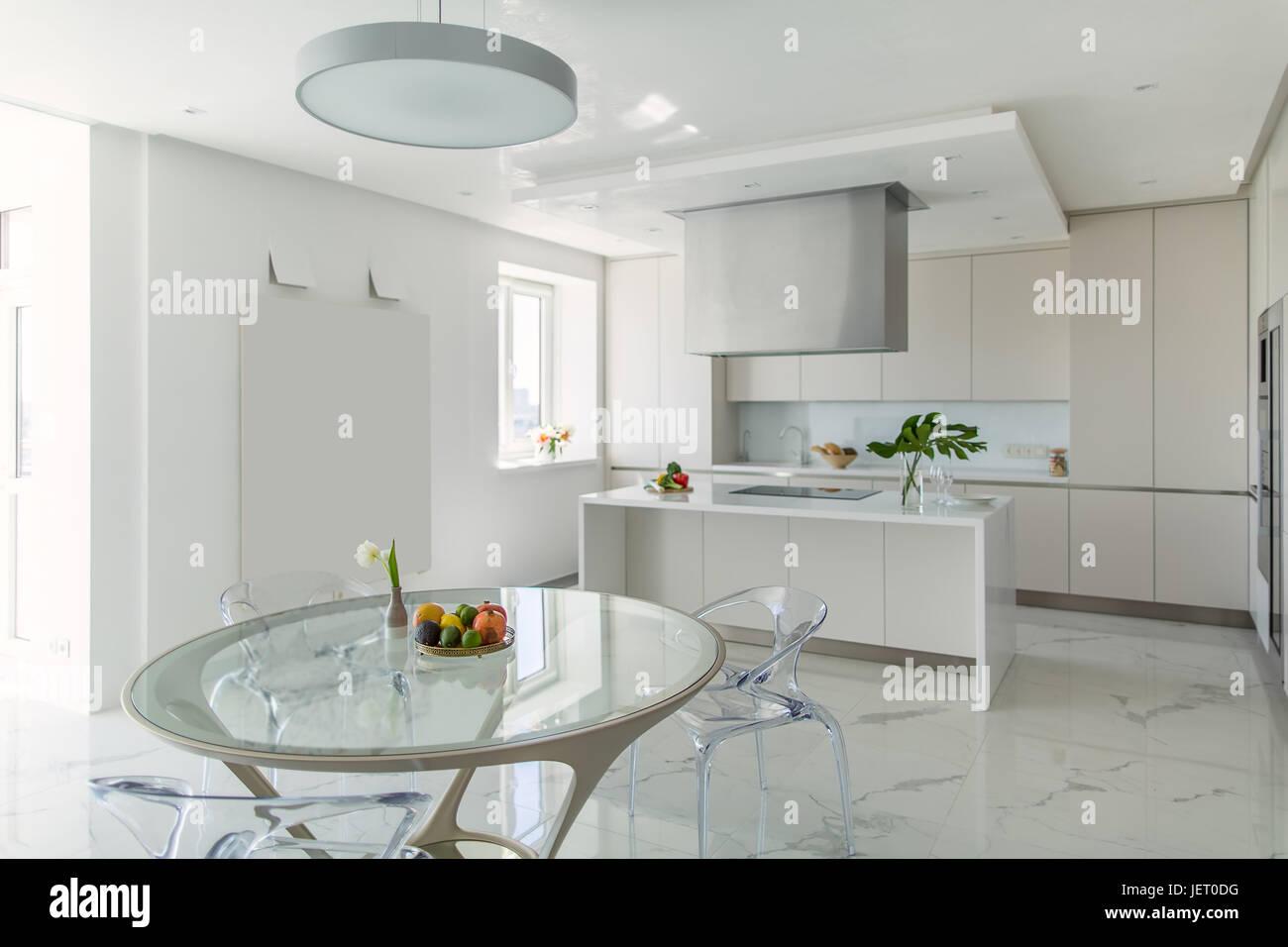 Piastrelle per cucina bianca cucina moderna bianca piastrelle
