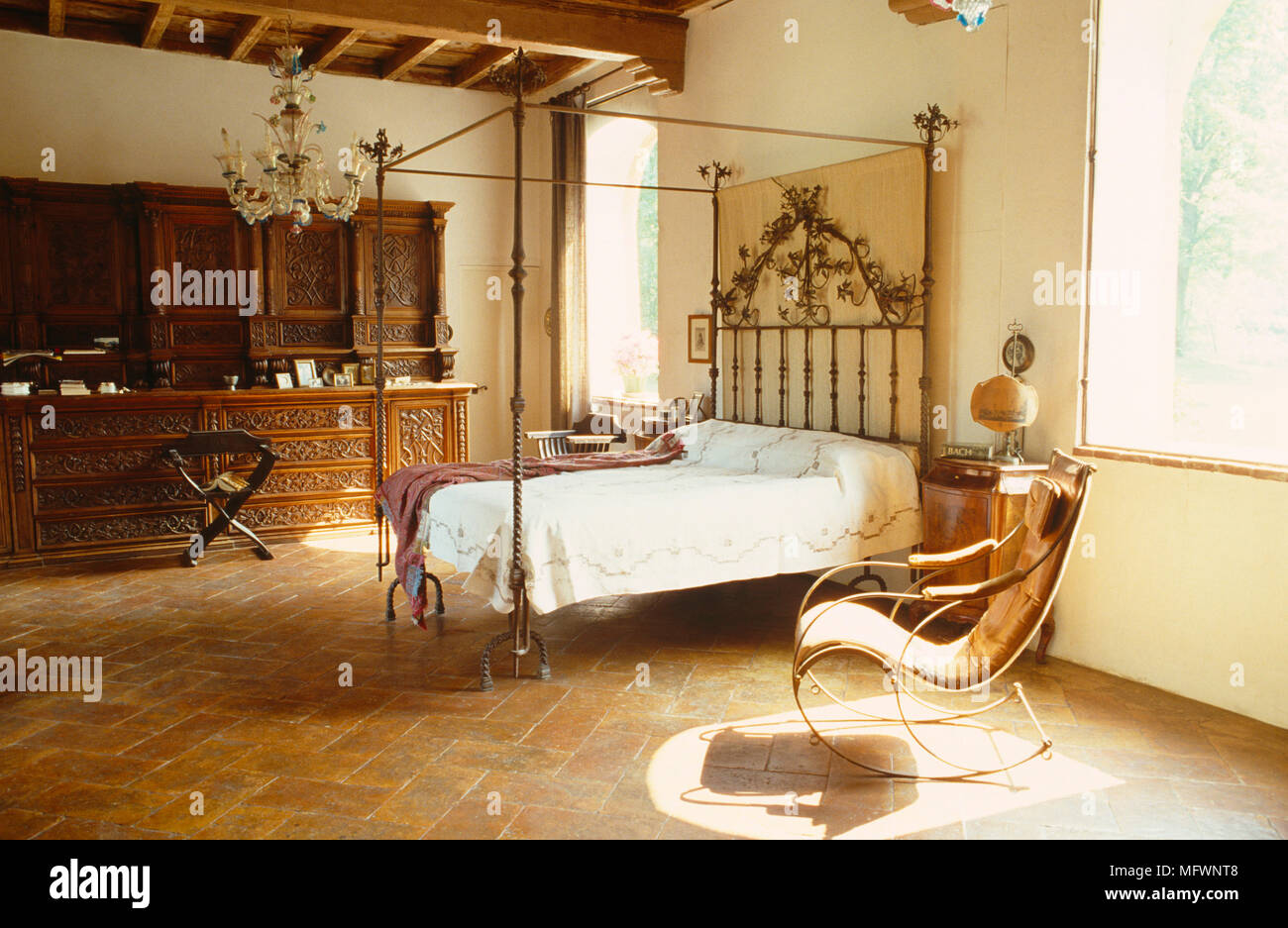 Camerette Stile Country | Cucina Stile Inglese Idee Di Design Per La ...