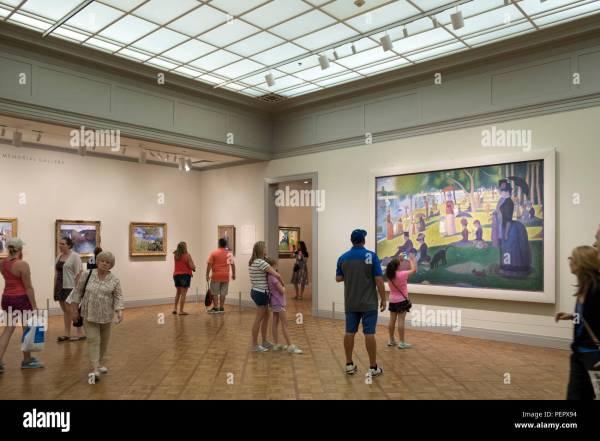 Chicago Art Institute Immagini &