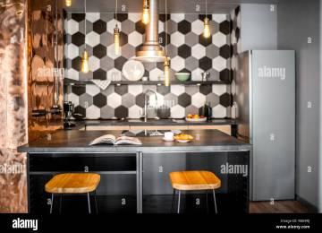 Piastrelle Cucina Bianche | Piastrelle Parete Cucina Moderna ...