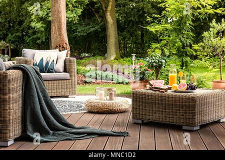 Joseph wilson industrial estate, millstrood rd, unit 44. Close Up Of Garden Furniture Stock Photo Alamy