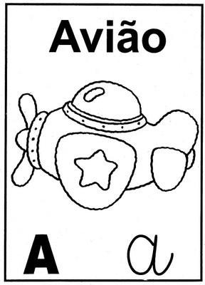 Vogais Para Educação Infantil