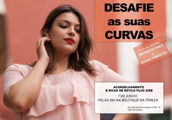 Desafie as suas curvas com a Boutique da Tereza   Moda & Style