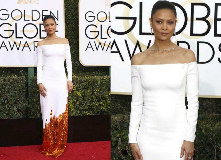Thandie Newton Golden Globes 2017