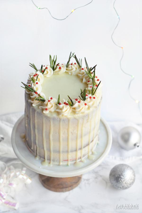 Classic Red Velvet Cake - bethcakes.com