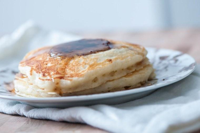 Sausage Pancakes 2