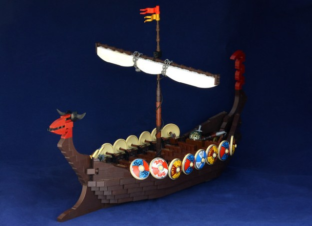 Viking Longship CCC XIV