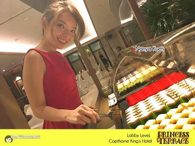 Copthorne Kings Princess Terrace Nonya Kueh Buffet