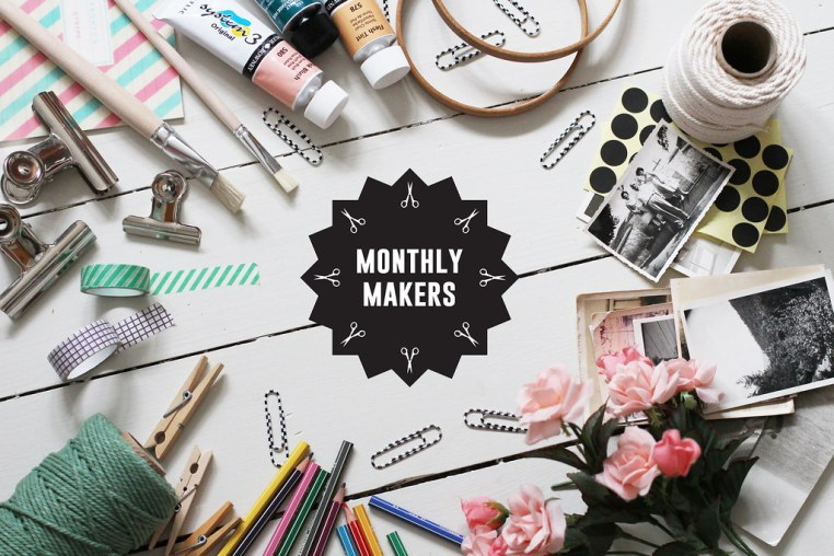monthly makers startbild