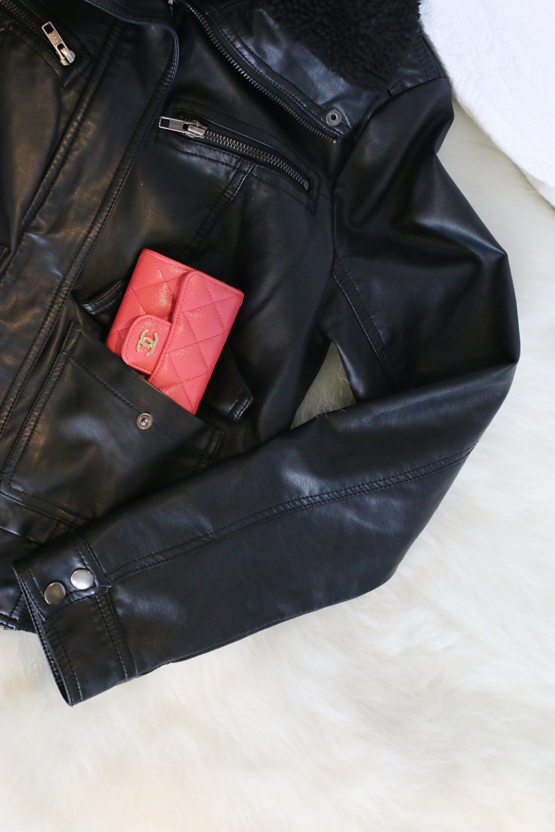 faux-leather-jacket-pocket-chanel-wallet-9