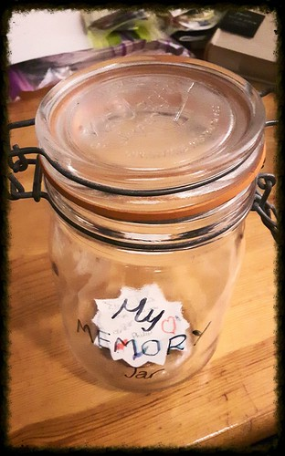 the memory jar has been started