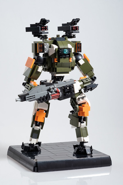 """BT-7274 (from """"Titanfall 2"""")"""