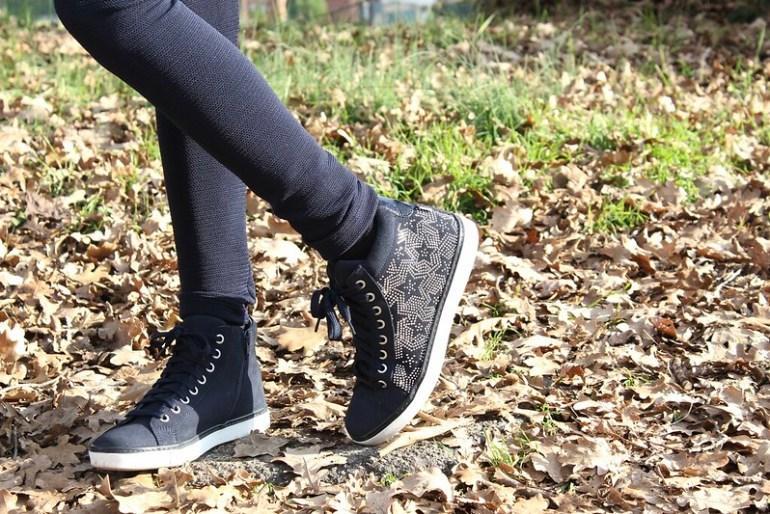 sneakers melania stelle